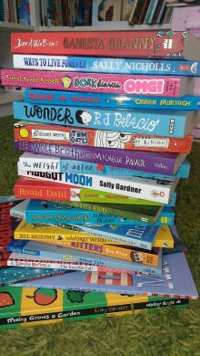 Twelve Month Book Club Subscription (children)