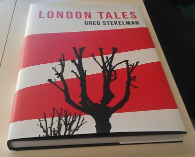 London Tales by Greg Stekelman