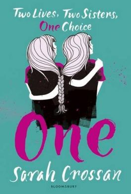 One by Sarah Crossan (signed)