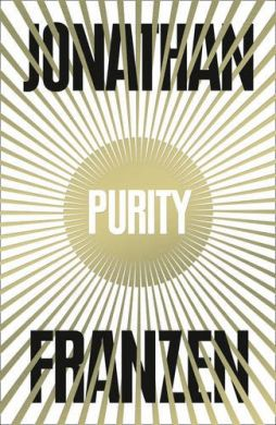 Signed first edition of PURITY by Jonathan Franzen
