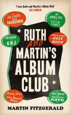 Tickets for Ruth and Martin's Album Club event on Thursday October 5th