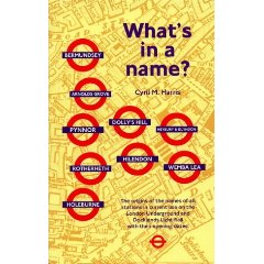 What's in a Name by C Harris